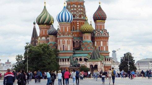 Гиды Москва