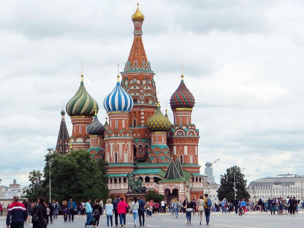 Индивидуальные экскурсии<br /> по Москве