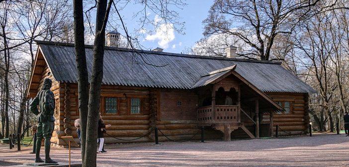 Домик Петра Коломенское